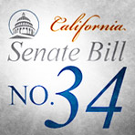 California Senate Bill 34
